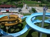 spiral slide system