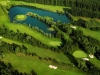 Golf Course Bird\'s Eye View