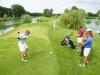 V blizini term Ptuj se nahaja igrisce za golf z 18 luknjami