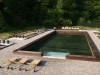 Terme Smarjeske Toplice, leseni bazen pri zunanjih bazenih
