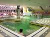 Vodna aerobika v notranjem bazenu